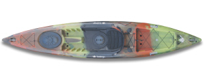 tootega huntsman sector 135 fishing kayak plan